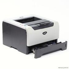 Brother HL-5250DN Laserdrucker mit Drucker Netzwerk gebraucht