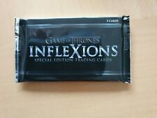 Game of Thrones InfleXions Trading Card Pack HOBBY