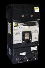 Square D KC34225 3 Pole 225 AMP 480V 3 Phase I-Line Circuit Breaker
