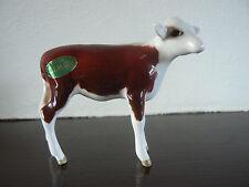 Beswick Hereford Calf number 1249E