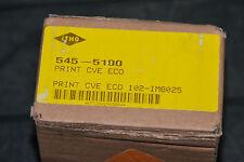 ITHO  DAALDEROP 545-5100 LEITERPLATTE PRINTPLAAT CVE CVD ECO-FAN 2 NEU