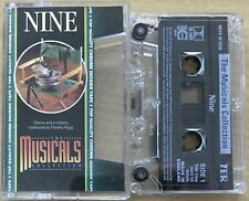 The Musicals Collection - No.36 - Nine - Cassette Tape
