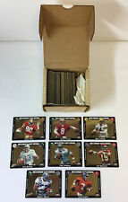 1993 Action Packed Monday Night Football~FULL COMPLETE SET #1-81