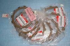 8 disques d'embrayage GARNIS d'origine SUZUKI RM-Z 250 de 2007/2009 21441-10H00