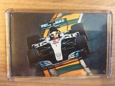 F1 Formula 1 2017 DRIVERS CARS TEAMS ~ Fridge Magnet / Mini Photo Stand