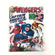 iPad 2,3,4 Case Marvel Comics Avengers (1963) #4 Cover