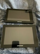 Crestron TSW-760-B-S 7 in. Wall Mount Touch Screen Black