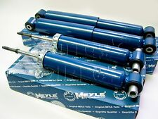 Set 4 MEYLE Front & Rear Shock Absorbers VW T25 Type 25 Transporter Camper 80-92