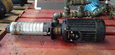 Grundfos Spk4-8/8 A-W-A-Cvbv 1.5 Hp 3420 Rpm 3 Ph Immersible Pump W / Motor