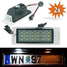 LED Kennzeichenbeleuchtung Opel Insignia Sports Tourer Mokka TÜV frei 189 J08