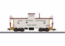 Märklin 45709 Union Pacific Safety Slogan Caboose CA/4 Make Courtesy Contagious