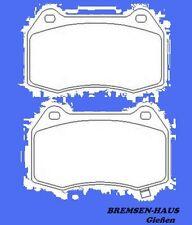 Bremsbeläge vorne Nissan 350 Z (Z33)  ab Bj 03  alle