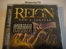 REIGN - Now & Forever Savatage, Omen, Metal Church, Virgin Steele, Armored Saint