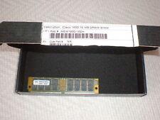 MEM1600-16D 16MB Memory CISCO 1605 1601 1602 1603 1064