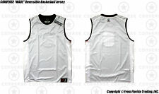 CONVERSE Dwyane Wade #3 Reversible Basketball Jersey(L)White/Black NBA Heat