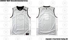 CONVERSE Dwyane Wade #3 Reversible Basketball Jersey(L)White/Black NBA Heat