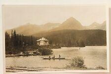 11999 AK Poprad Hohe Tatra Vysoke Tatry 1929 See Villa