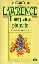 O4 Il serpente piumato Lawrence Newton 1995