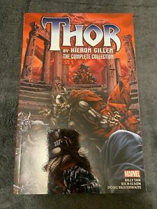 Thor Complete Collection By Kieron Gillen TPB MARVEL USED EXCELLENT CONDITION