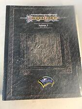 Advanced Dungeons and Dragons Dragon Lance Volume 2 DL9-DL16 Miniature reprints