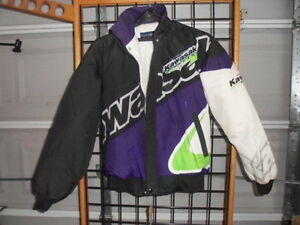 Nos Kawasaki Size Small TM Racing Jacket K82011-229  #5696