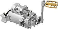 Baker - M6402P - 6-Into-4 Transmission with Kicker, Polished Finish~ 41-0861
