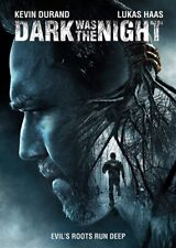 DARK WAS THE NIGHT New Sealed DVD Kevin Durand Lukas Haas