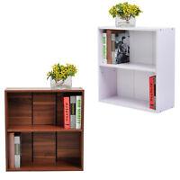 Wooden Wood Storage Unit Chest Shelf Bookshelf Cupboard Cabinet Home Furniture