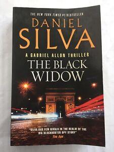 The Black Widow by Daniel Silva (Paperback, 2016)