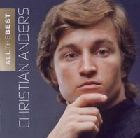 "CHRISTIAN ANDERS ""ALL THE BEST"" 2 CD NEW"