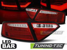 Audi A5 8T3 Coupe LED Lightbar Rückleuchten Rot-klar + Sportback ab Bj.2007-2011