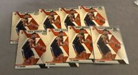 2019/20 Panini Mosaic TY JEROME BASE NBA DEBUT ROOKIE CARD RC Lot (8)