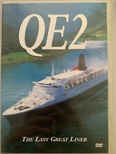 QE2 - The Last Great Liner DVD Queen Elizabeth Cunard Cruise Ship Documentary