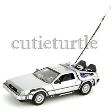 Welly DMC 12 DeLorean Back To The Future Time Machine BTTF 1:24 22443 Part I