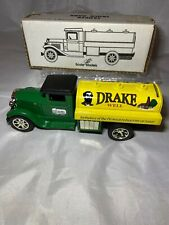 ERTL TANKER TRUCK LOCKING BANK DRAKE WELL-birthplace of the Petroleum Industry