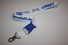 Car Hifi Spirit Linus Line  Schlüsselband / Lanyard NEU!!