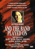 And the Band Played On DVD NEW