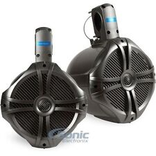 "New! Power Acoustik Mwt-80T 750W 8"" Marine Grade Wake Tower Speaker System"