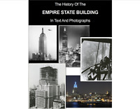 119 Page EMPIRE STATE BUILDING NYC New York Teacher Resource Photo Book on CD