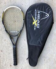 Head Intelligence i.X3 Midplus 4 3/8-3 iX3 MP Tennis Racquet Racket & Cover READ