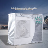 FUNDA CUBBRE AIRE ACONDICIONADO Impermeable Sunproof Dustproof Exterior Washable