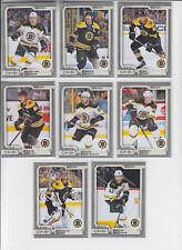 18/19 OPC Boston Bruins David Krejci Silver card #265
