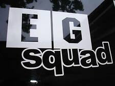 Por ejemplo, Squad Sticker Decal Civic Eg3 eg4 Eg5 Eg6 eg9