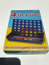4 In A Line Board Game ( Connect Four) Travel Size