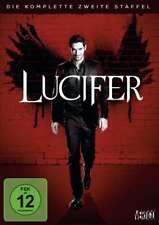 Lucifer Staffel 02 Mike Dringenberg DVD deutsch 2016