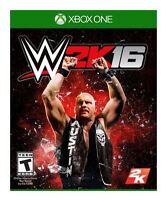 WWE 2K16 (Microsoft Xbox One) BRAND NEW
