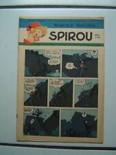 Hebdo SPIROU n° 737  /  MAI   1952