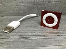 Apple iPod Shuffle 4th Gen MP3 Player 2GB A1373