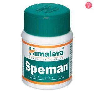 ORIGINAL Speman Tablet Enhances production of sperms (60 Tablets) BEST RESULT