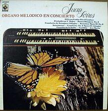 Juan Torres Organo Melodico En Concierto ( El Gran Cañon )   LP
